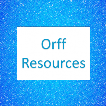 Orff Schulwerk Resources