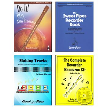 Recorder Resources